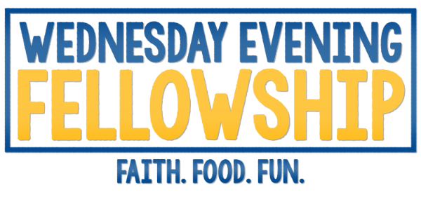 Image result for wednesday fellowship supper